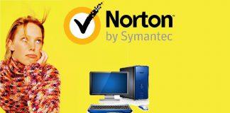 Norton not working
