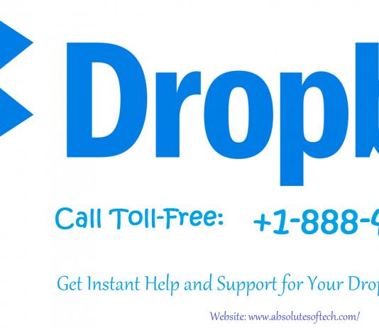 dropbox tech support
